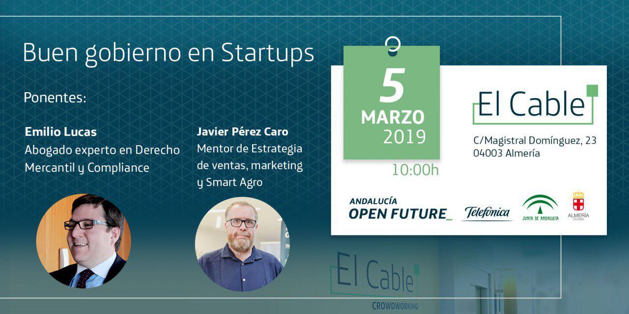 Buen gobierno en startups El Cable