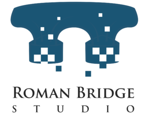 Logotipo de Roman Bridge Studio