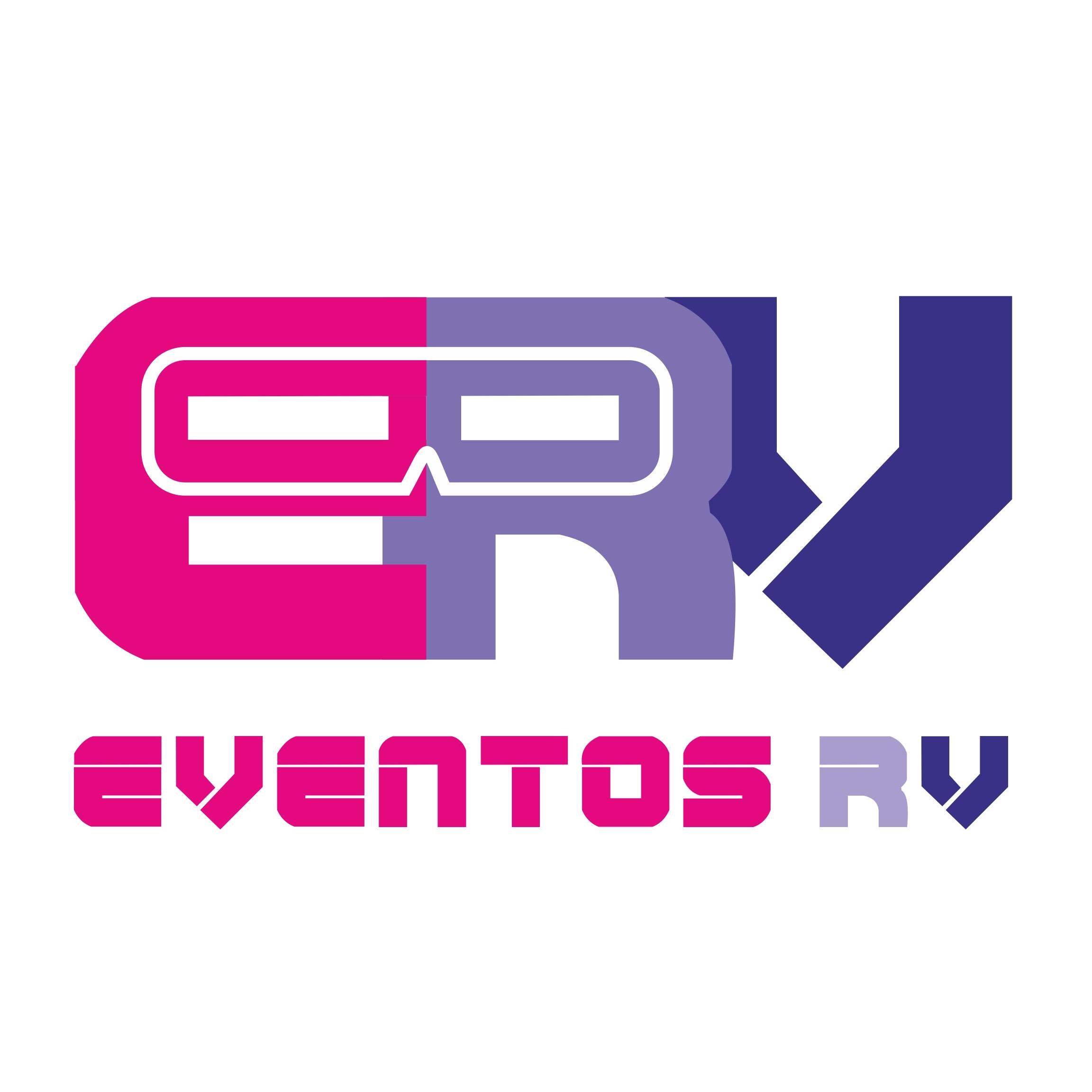 Logo EVENTOS RV