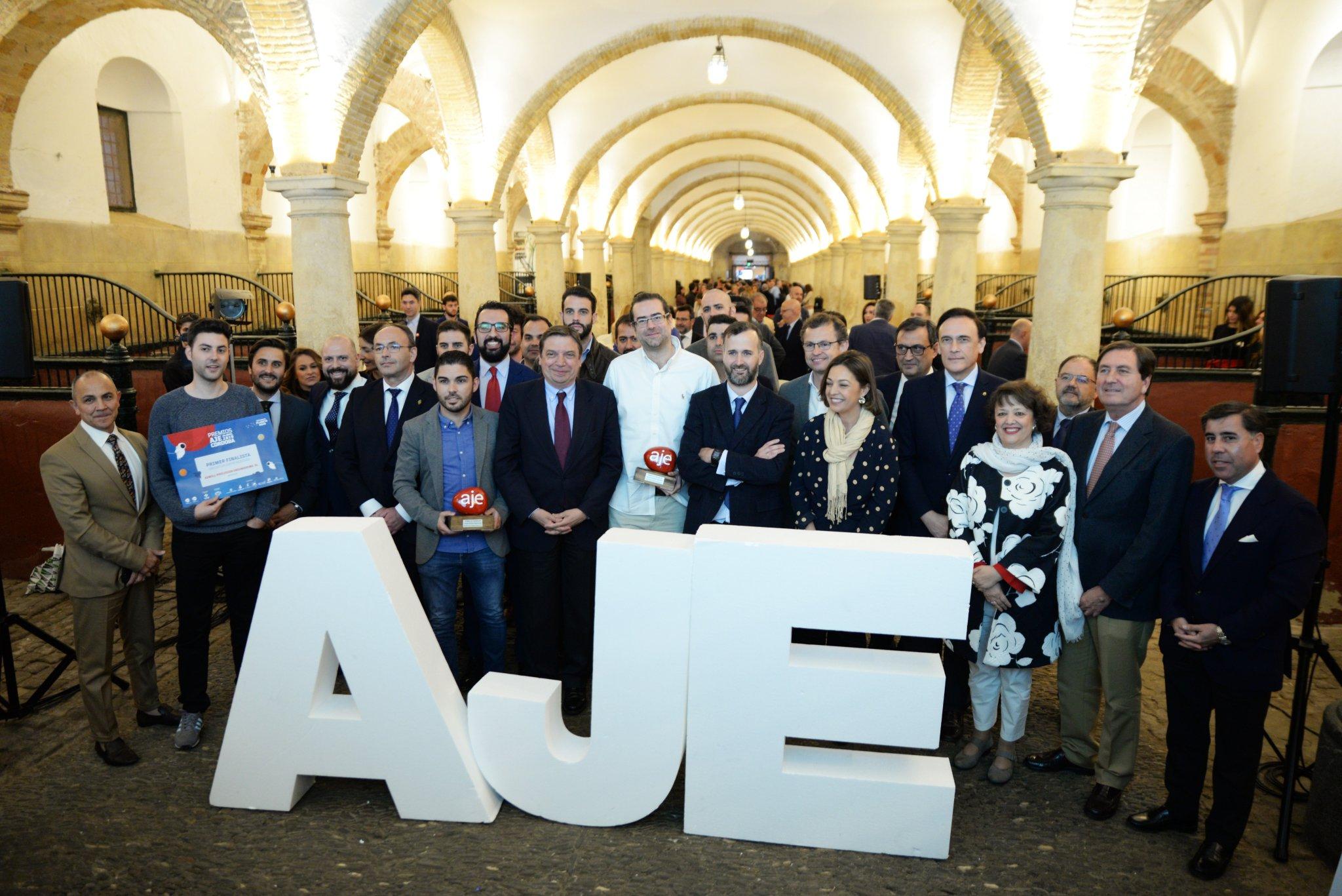 Premios AJE Córdoba