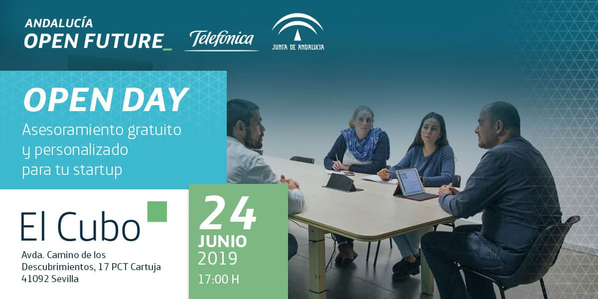 Open Day El Cubo 24 junio