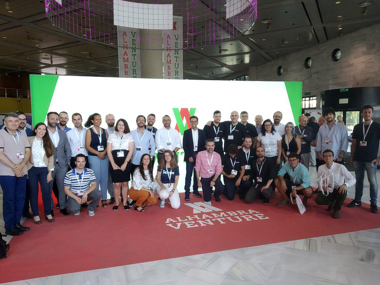 alhambra Venture Andalucía Open Future
