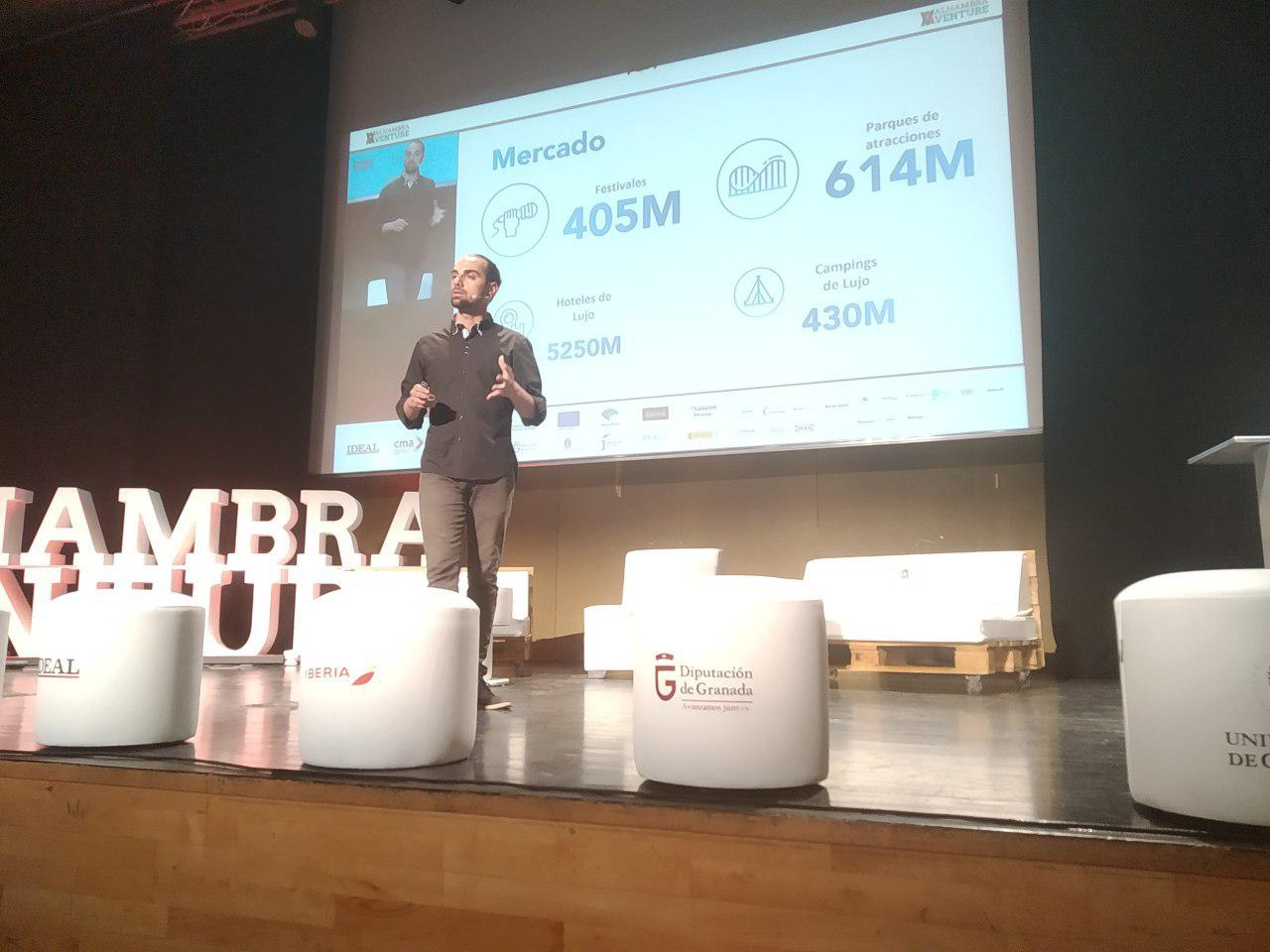 Pitches Alhambra Venture