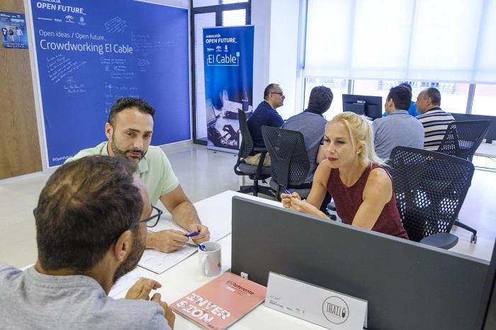 presentar startup al Reto AOF