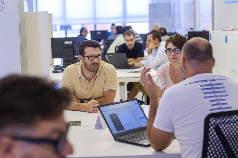 Startups preseleccionadas El Cable