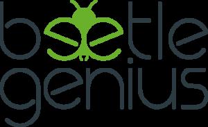 Logo beetle genius