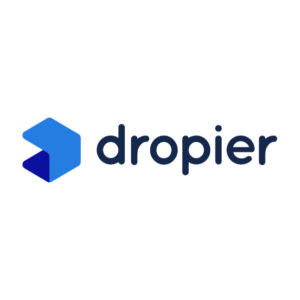 Logotipo de Dropier