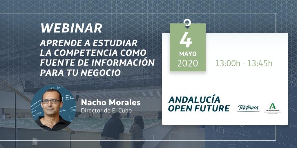 webinar Nacho Morales