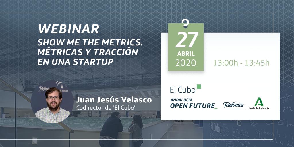 Webinar Juan Jesús Velasco