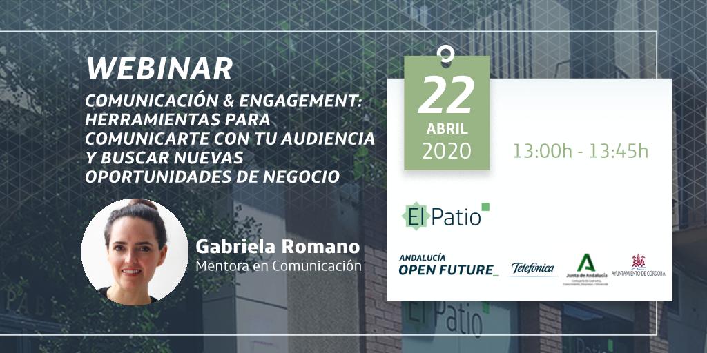 Webinar Gabriela Romano