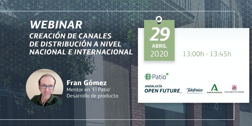 Fran Gómez Webinar