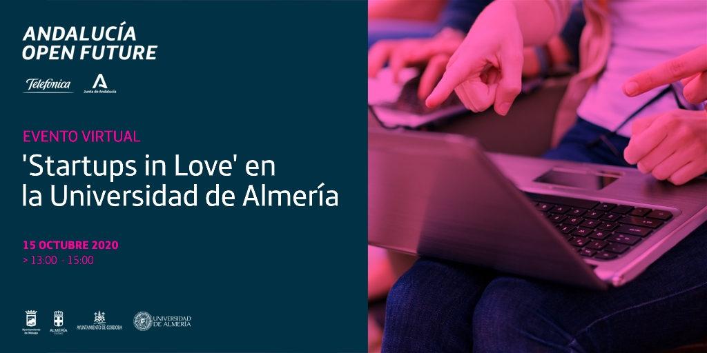 Startups In Love Almería